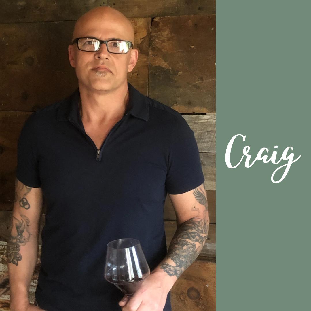 Craig Tasting Specialist at Madrona Tasting Room